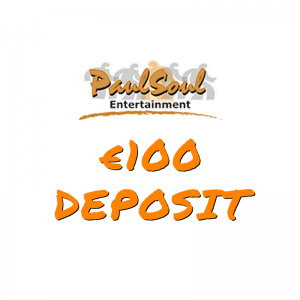 €100 Deposit