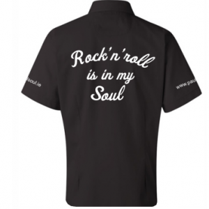 Paul Soul Rock 'n' Roll Shirt